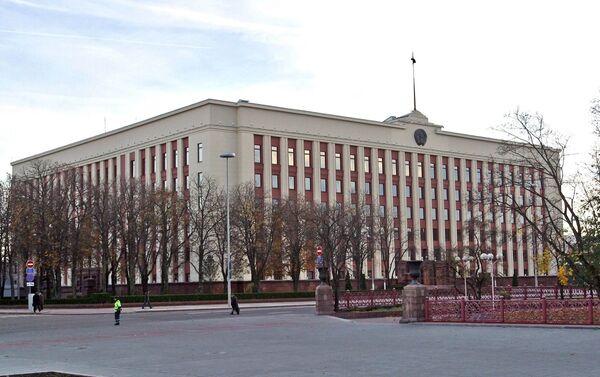Здание администрации президента Беларуси - Sputnik Беларусь