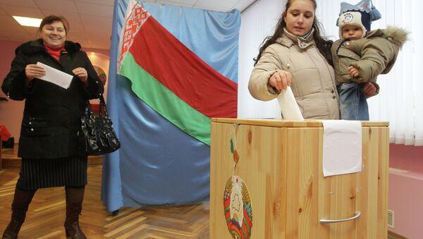 Выборы президента Республики Беларусь - Sputnik Беларусь