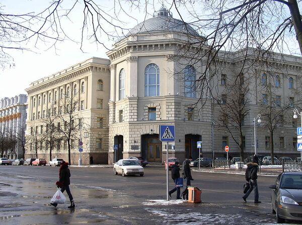 Здание исполкома СНГ в Минске, архивное фото - Sputnik Беларусь
