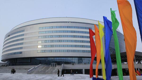 Здание нового спортивного комплекса Минск-Арена - Sputnik Беларусь