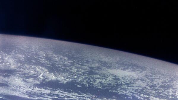 Здымак Зямлі, зроблены з касмічнага карабля - Sputnik Беларусь