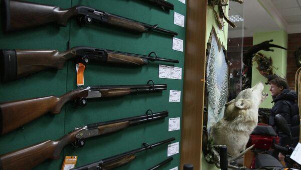 Продажа оружия в России - Sputnik Беларусь