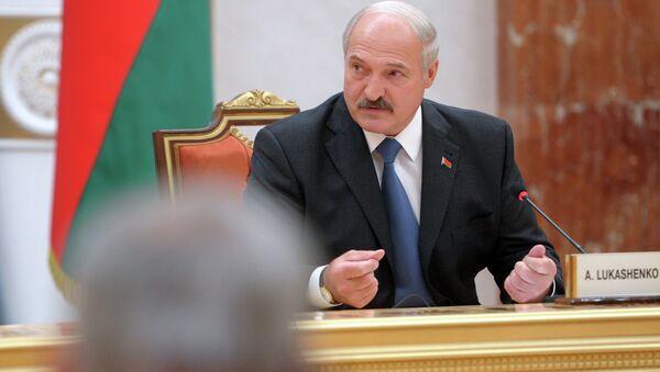Президент Беларуси Александр Лукашенко, архивное фото - Sputnik Беларусь