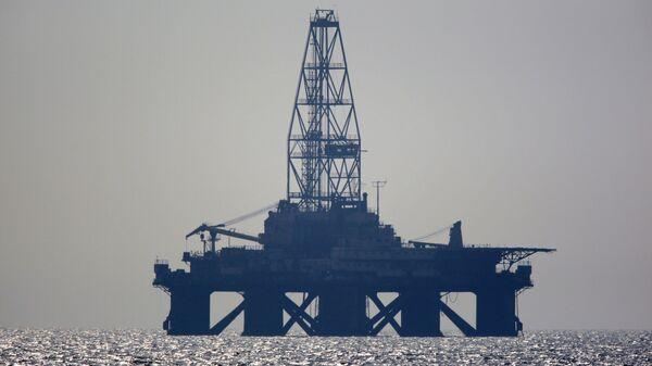 Нефтяная платформа - Sputnik Беларусь
