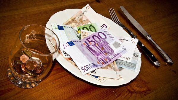 Деньги - Sputnik Беларусь