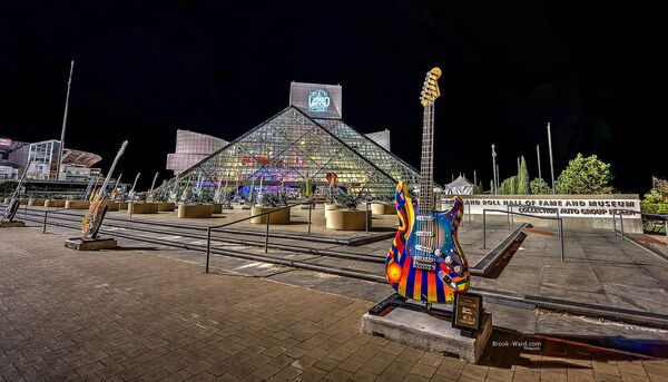 Зал и музей славы рок-н-ролла - Sputnik Беларусь