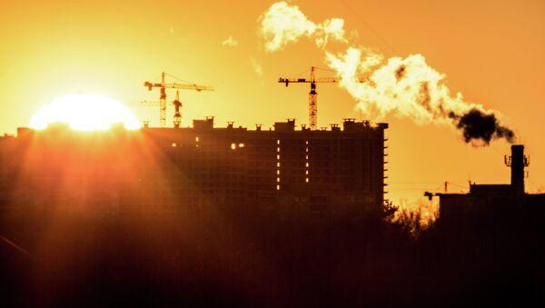 Закат солнца - Sputnik Беларусь