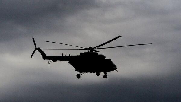 Вертолет Ми-8 АМТШ - Sputnik Беларусь