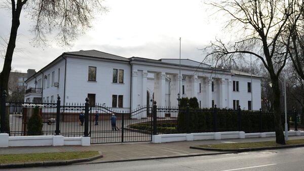 Правительственная резиденция на Войсковом - Sputnik Беларусь