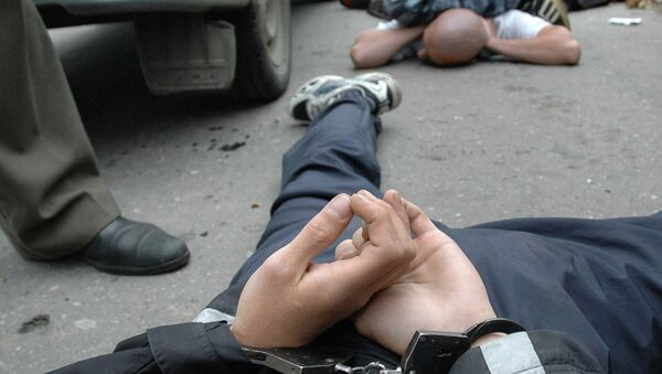 Гандляр наркотыкамі - Sputnik Беларусь