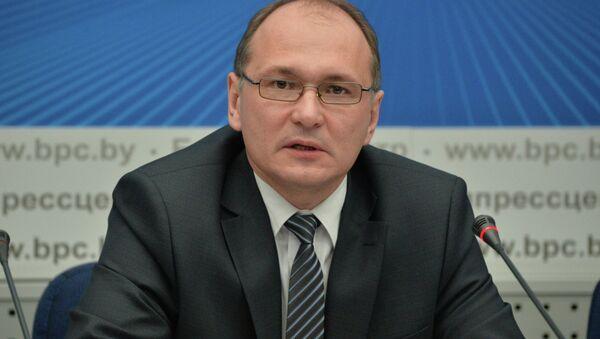 Намеснік міністра працы і сацыяльнай абароны Валеры Кавалькоў - Sputnik Беларусь