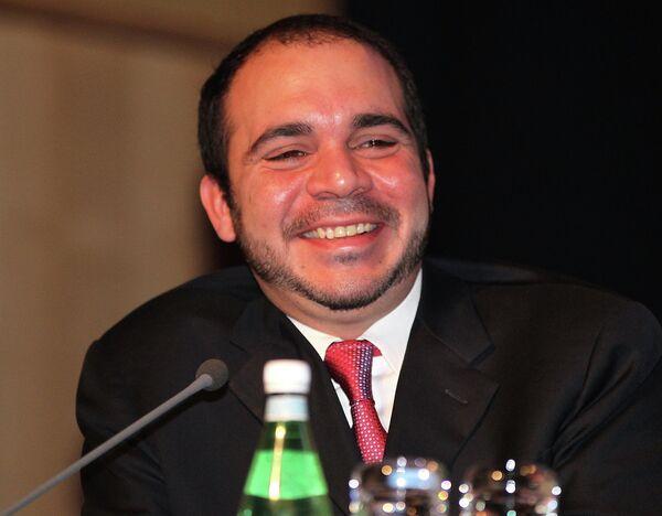 Принц Иордании Али бин Аль-Хусейн , архивное фото - Sputnik Беларусь