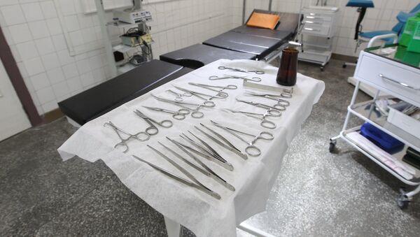 Набор медицинских инструментов - Sputnik Беларусь