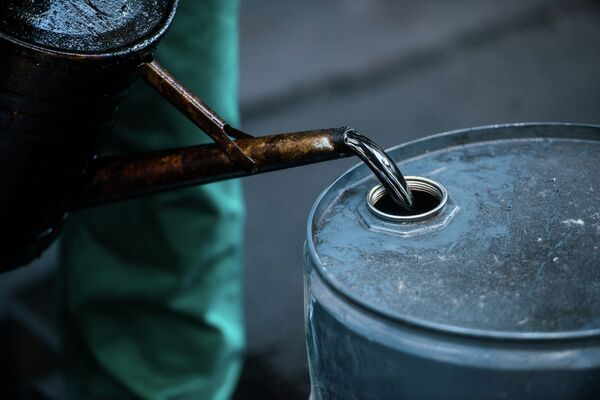 Нафта - Sputnik Беларусь