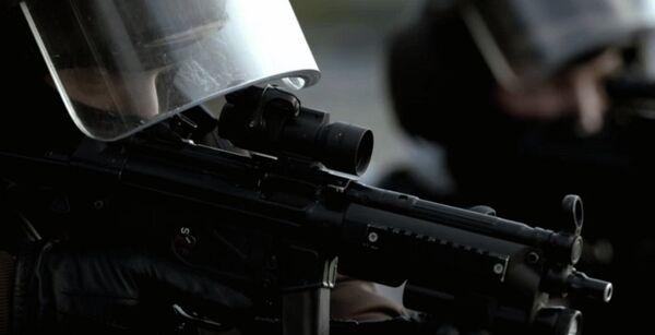 Спецподразделение BRI французской полиции, архивное фото - Sputnik Беларусь