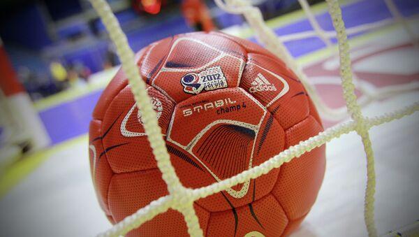 Официальный мяч соревнований по гандболу - Sputnik Беларусь