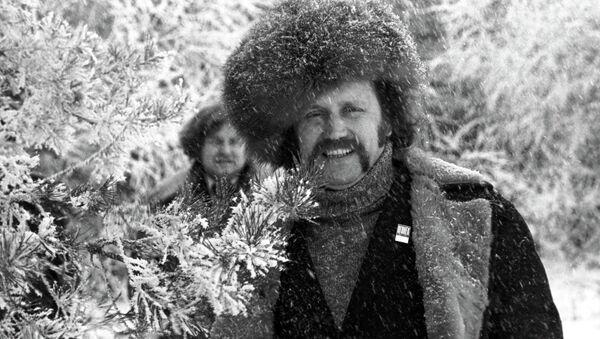 Владимир Мулявин, архивное фото - Sputnik Беларусь