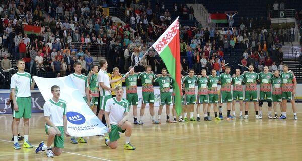 Национальная сборная Беларуси по гандболу - Sputnik Беларусь