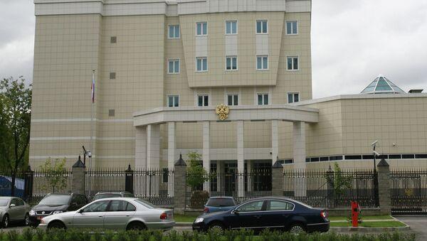 Посольство России в РБ - Sputnik Беларусь
