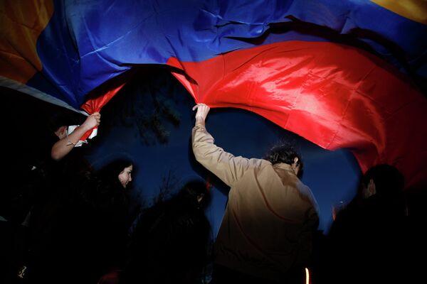 Флаг Армении - Sputnik Беларусь