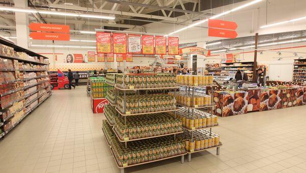 Продовольственный магазин - Sputnik Беларусь