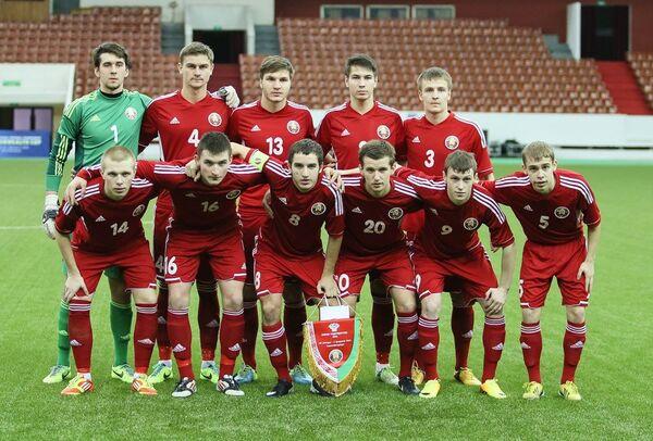 Молодежная сборная Беларуси по футболу - Sputnik Беларусь
