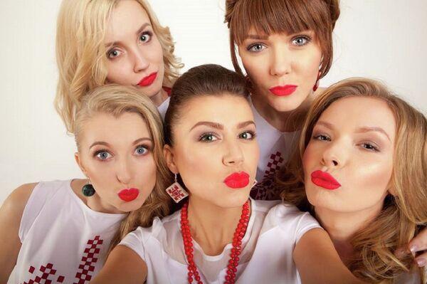 Группа MILKI, архивное фото - Sputnik Беларусь
