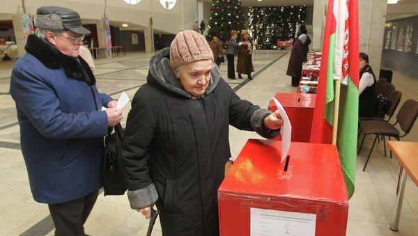 Выбары прэзідэнта Рэспублікі Беларусь, архіўнае фота - Sputnik Беларусь