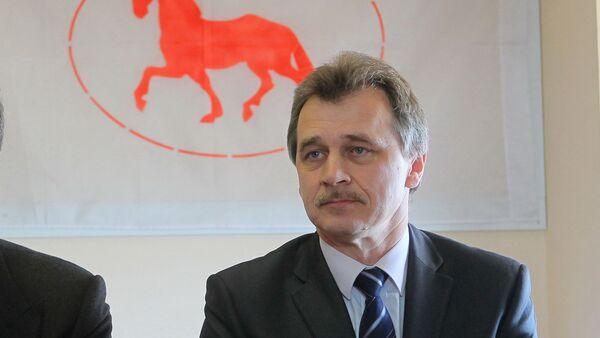 Лидер Объединенной гражданской партии (ОГП) Анатолий Лебедько - Sputnik Беларусь