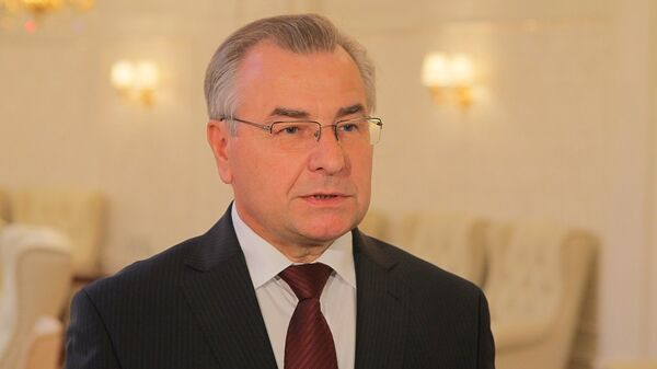 Председатель Конституционного суда Петр Миклашевич - Sputnik Беларусь