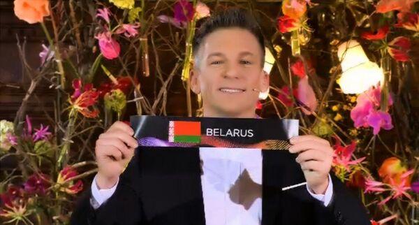 Жеребьевка полуфинала Евровидения-2015 в Вене - Sputnik Беларусь