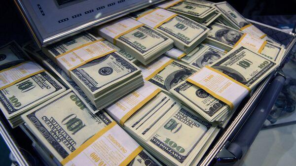 Кейс с деньгами - Sputnik Беларусь