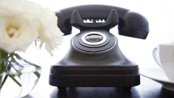 Телефон и чашка чая - Sputnik Беларусь