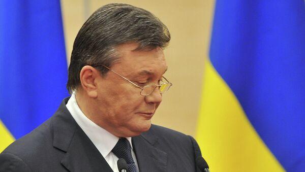 Виктор Янукович - Sputnik Беларусь