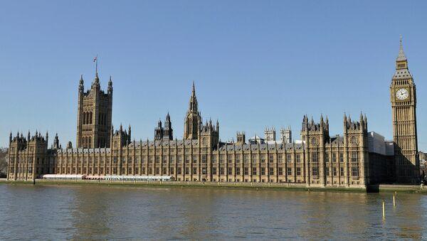 Парламент Великобритании - Sputnik Беларусь