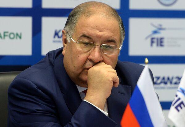 Алишер Усманов - Sputnik Беларусь