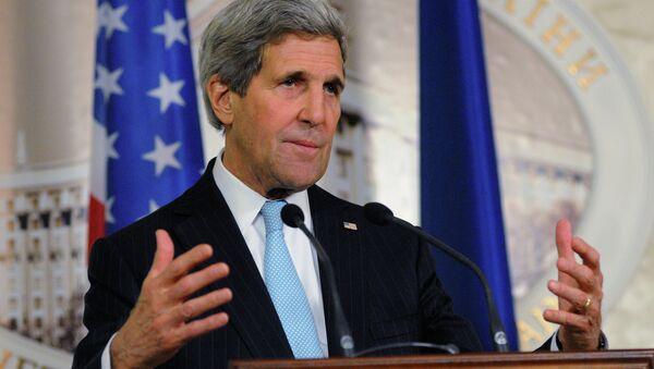 Госсекретарь США Дж.Керри - Sputnik Беларусь