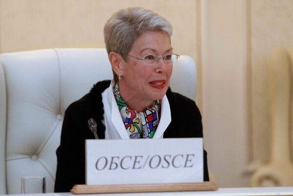 Представитель ОБСЕ Хайди Тальявини - Sputnik Беларусь