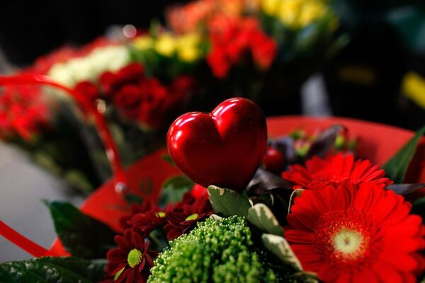 День святого Валентина - Sputnik Беларусь