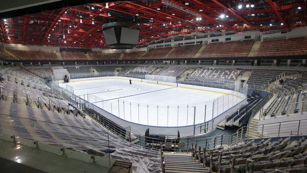 Спортивный комплекс Чижовка-Арена - Sputnik Беларусь