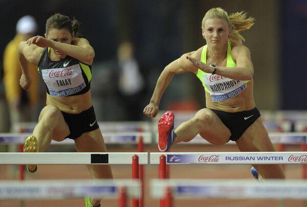 Белорусская спортсменка Алина Талай, архивное фото - Sputnik Беларусь
