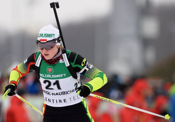 Дарья Блашко - Sputnik Беларусь