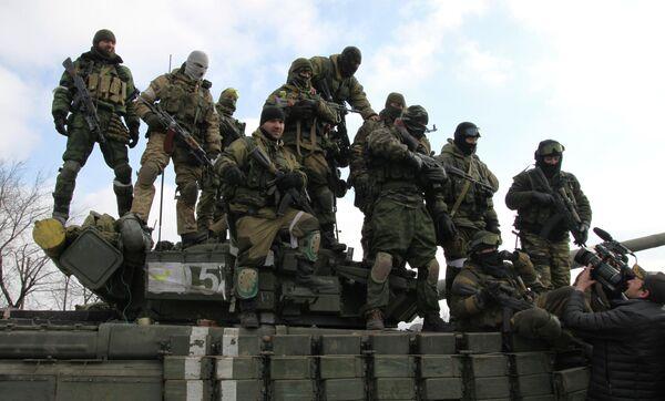 Ситуация в Дебальцево - Sputnik Беларусь