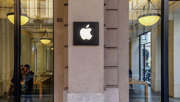 Крама Apple store - Sputnik Беларусь