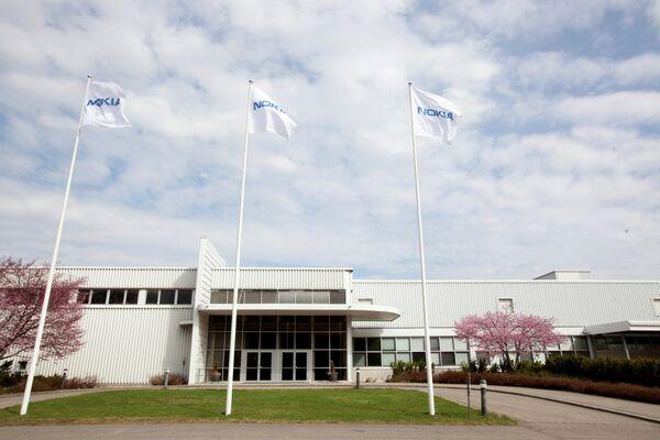 Здание Nokia в Финляндии - Sputnik Беларусь