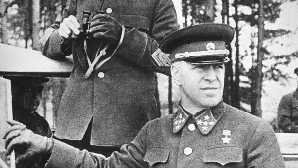 Жуков Георгий 1940 - Sputnik Беларусь