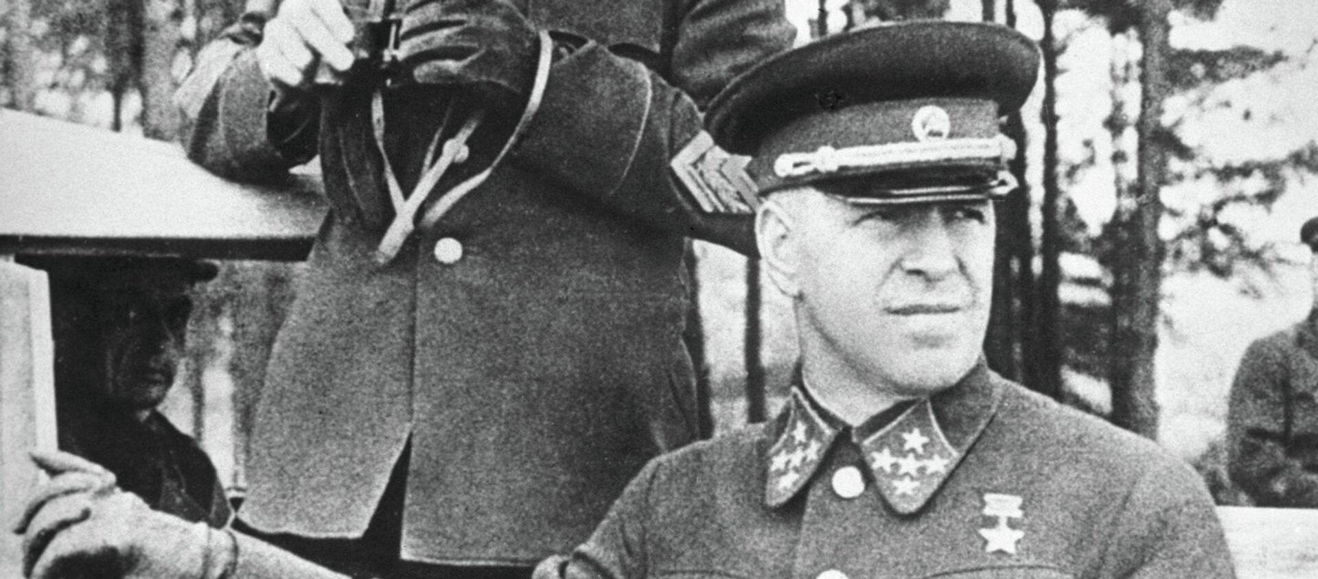 Жуков Георгий 1940 - Sputnik Беларусь, 1920, 13.03.2015