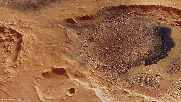 Снимок поверхности Марса - Sputnik Беларусь