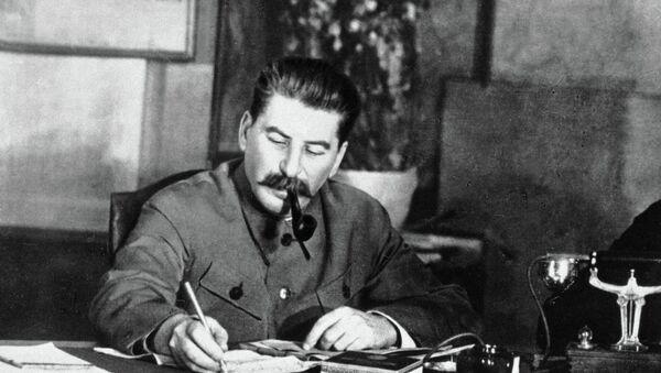 Сталин - Sputnik Беларусь