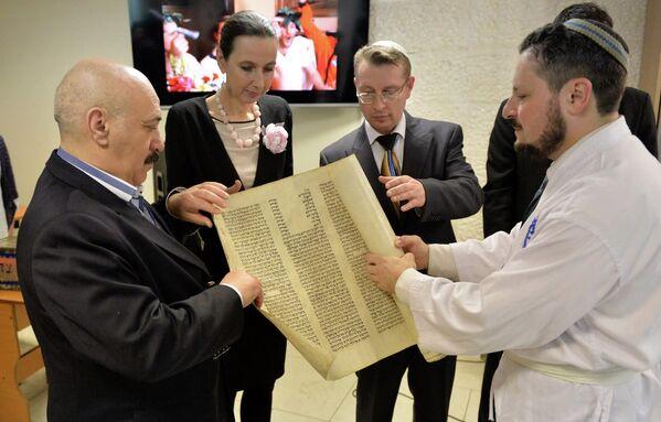 В синагогах читают Свиток Эстер - Sputnik Беларусь